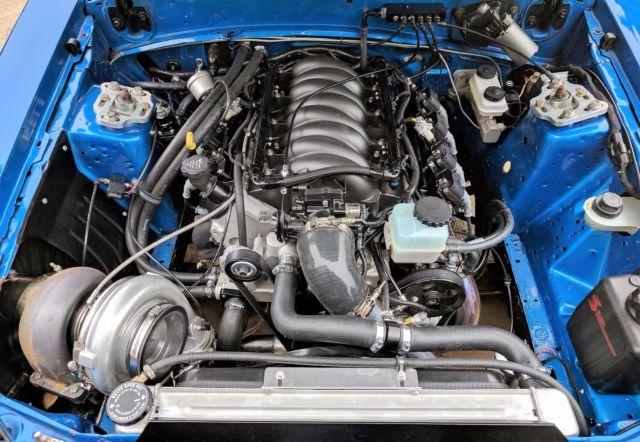 1989 Mustang Interior Kit