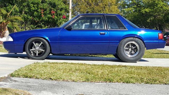 Mustang 1989 Gt Price