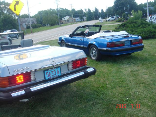 1989 Mustang 5.0 Torque Specs