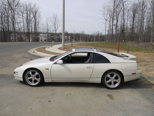 1989 nissan 300zx twin turbo 2 2 5 speed manual leather interior t tops 300 z32. Black Bedroom Furniture Sets. Home Design Ideas