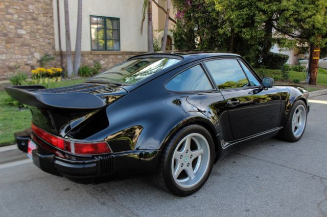 1989 porsche 911 turbo coupe g50 5 speed recaro 39 s twin turbo. Black Bedroom Furniture Sets. Home Design Ideas