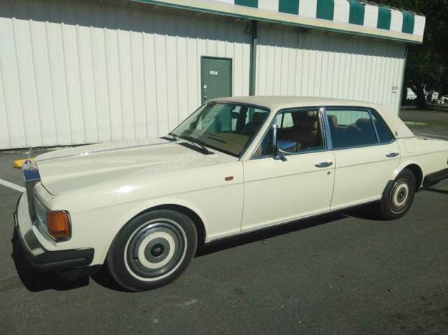 1989 rolls royce silver spur all original we ship for Rolls royce motor cars tampa bay