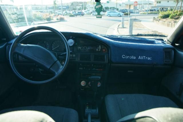 1991 Mitsubishi Mirage Central Junction Fuse Box Diagram