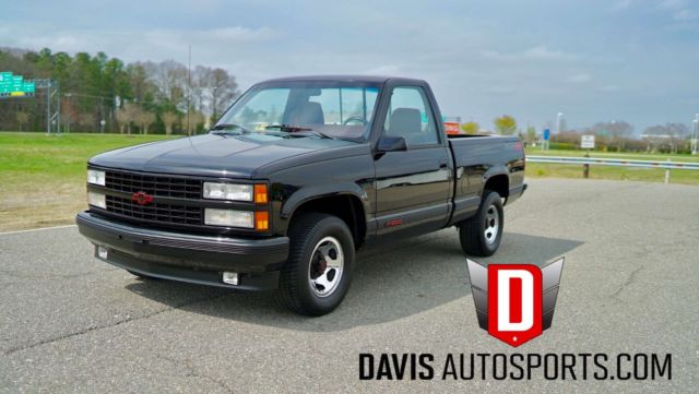 1990 CHEVROLET 454 SS / 454SS / PICK UP / ONLY 16 MILES / MUSEUM
