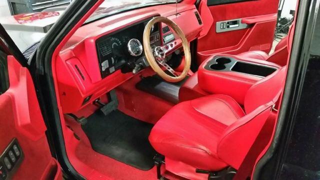 1990 Chevrolet 454SS - Complete Rebuild, Custom Interior ...