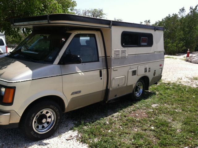 Chevy Astro For Sale >> 1990 Chevrolet Astro Provan Tiger GT RV for sale in Marathon, Florida, United States