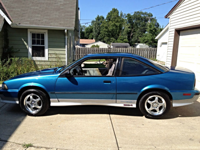 1990 Chevrolet Cavalier Z24 Coupe 31 v6 5 speed for sale in