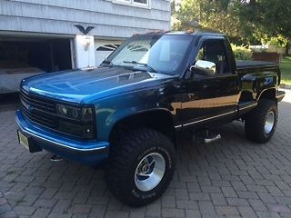 1990 chevy silverado Z-71 Custom 4X4 for sale: photos ...