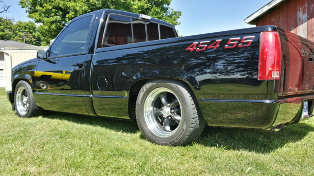 1990 Chevy SS 454 Street Rod. Nice! Clean! Reliable! With ...