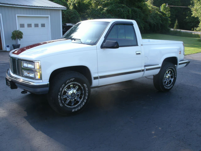 1990 Classic Chevy Z71 Stepside Pickup Nice For