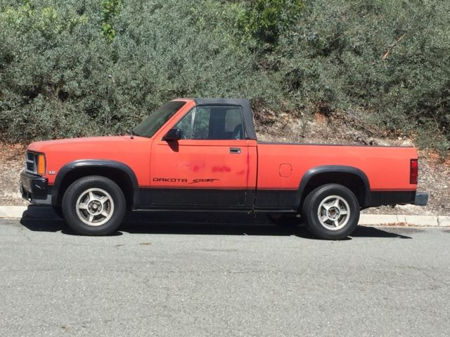 1990 dodge dakota sport convertible 1990 dodge dakota se. Cars Review. Best American Auto & Cars Review