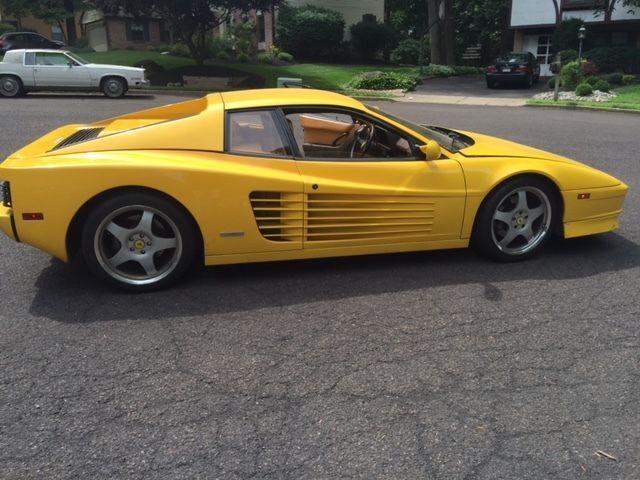 1990 Ferrari Testarossa Ex Madonna Family Owned For Sale In