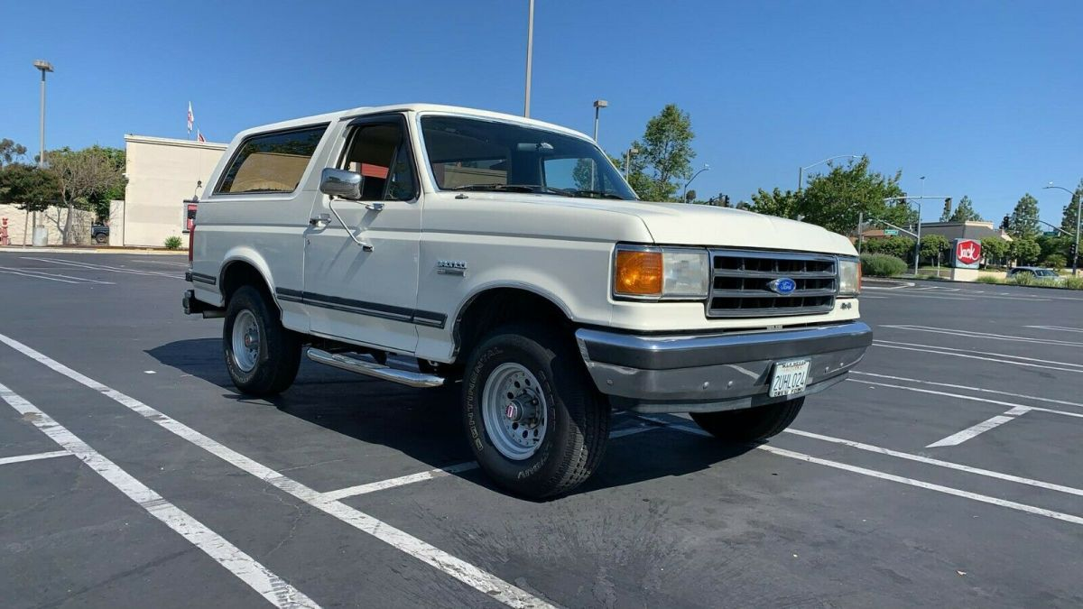 ford bronco - photo #16