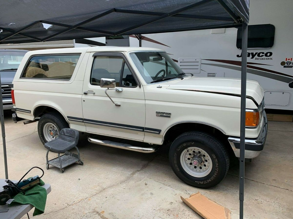 ford bronco - photo #14