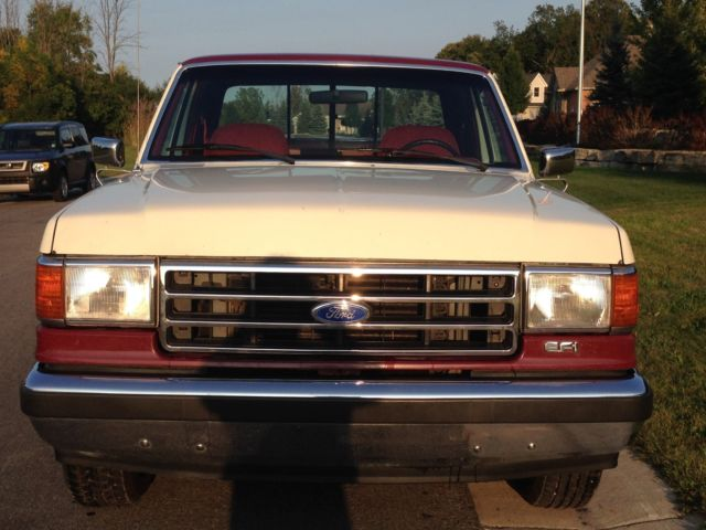 Ford F Extended Cab Pickup Truck Super Nice Only Miles Must See on 1994 Ford F 150 Lariat