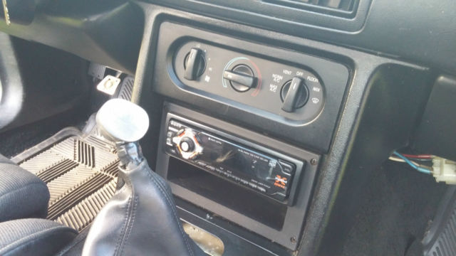 1990 Ford Mustang Gt 5 0 5spd Black Interior Rust Free Has Upgrades Foxbody Lx For Sale In