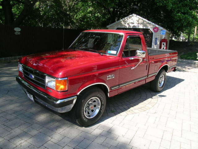 1990 ford truck f150 xlt lariat show truck time capsule perfect. Black Bedroom Furniture Sets. Home Design Ideas