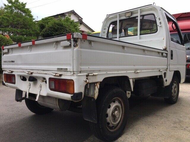 1990 Japan HONDA Acty-Truck 660cc Minicar Buggey 4speed ...