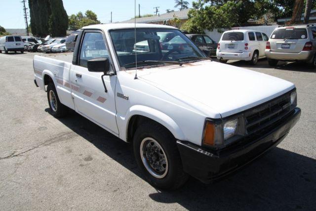 1990 Mazda B2200 Manual 4 Cylinder NO RESERVE For Sale