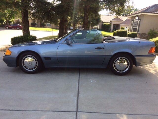 1990 mercedes 300sl 300 sl original classic oem for Mercedes benz 300 convertible