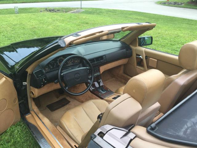 1990 mercedes benz 500sl for sale in fort myers florida. Black Bedroom Furniture Sets. Home Design Ideas