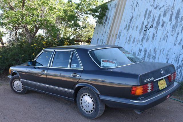 1990 mercedez benz 300sel car for 1990 mercedes benz 300sel