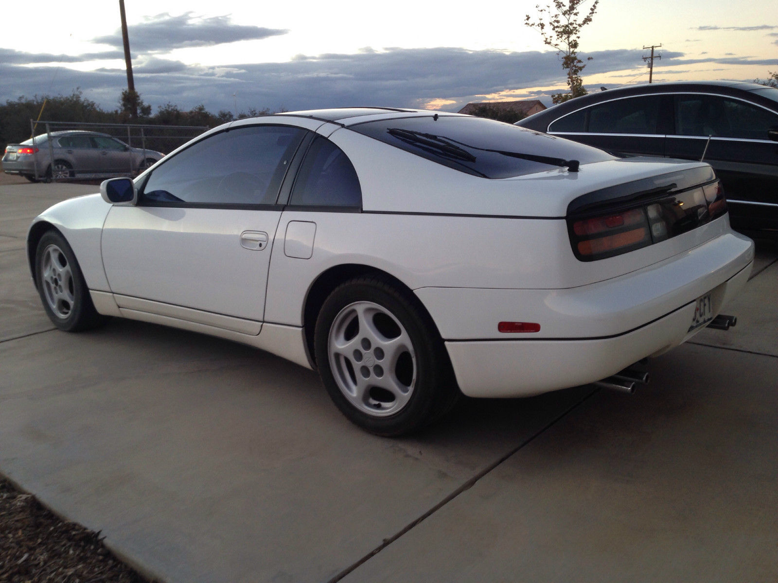 1990 Nissan 300zx One Owner Clean Title For Sale In