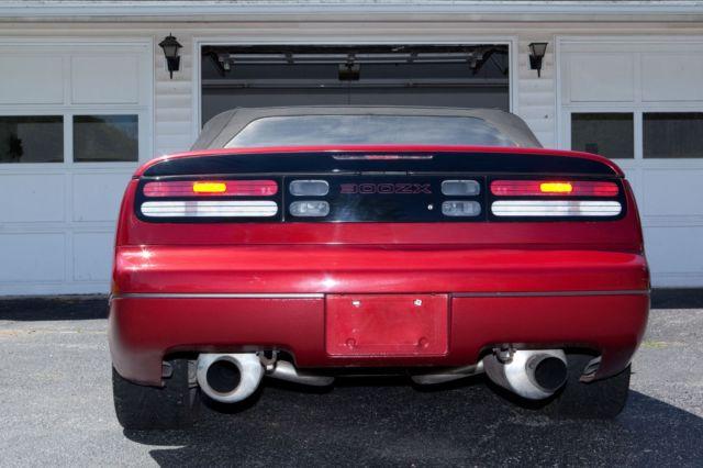 1990 Richard Straman Nissan 300zx Z32 Convertible Non Turbo Rare