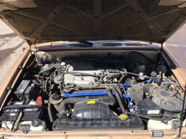 1990 toyota 4runner sr5 v6 2 owner low miles for 1990 toyota 4runner rear window motor