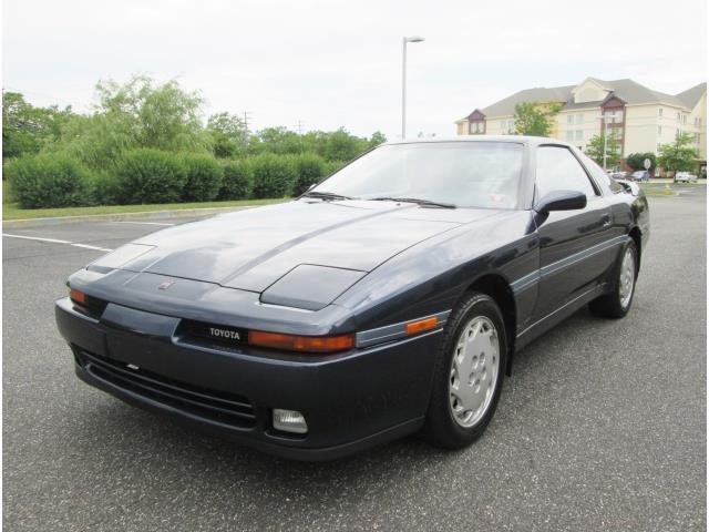 1990 toyota supra turbo 5 speed only 74k miles stunning. Black Bedroom Furniture Sets. Home Design Ideas