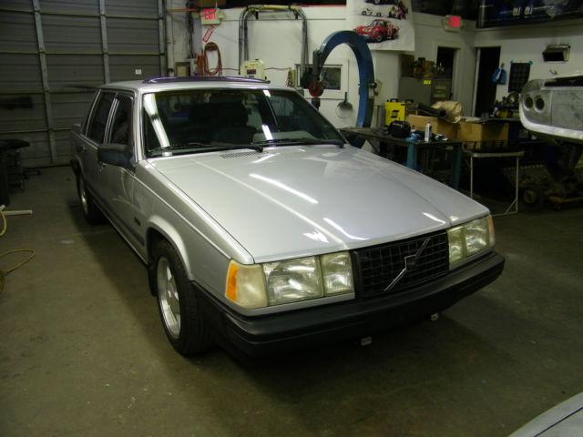 1990 volvo 740 glt 16 valve 5 speed manual very clean and rare rh classiccardb com 1990 Volvo 740 Turbo 1990 volvo 740 gle manual