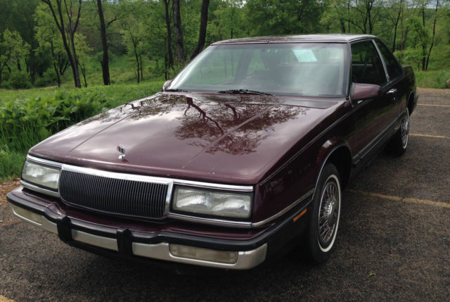 1991 Buick Lesabre Limited Coupe 2 Door 3 8l For Sale In Middleton Wisconsin United States