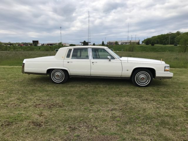 1991 cadillac fleetwood brougham 5 7 v8 1991 cadillac fleetwood. Cars Review. Best American Auto & Cars Review