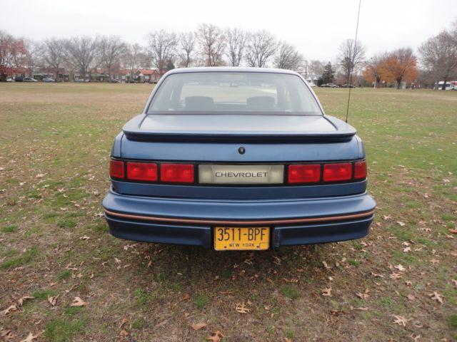 Worksheet. 1991 Chevrolet Lumina Euro for sale in Staten Island New York