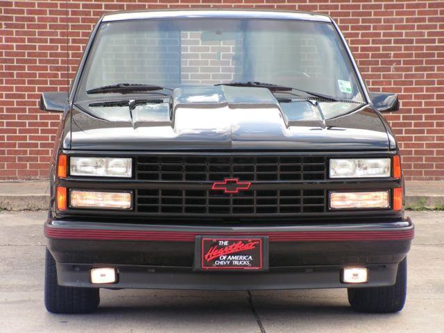 1991 Chevrolet Sport C1500
