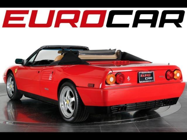 1991 ferrari mondial t rare collector car spectacular condition. Black Bedroom Furniture Sets. Home Design Ideas