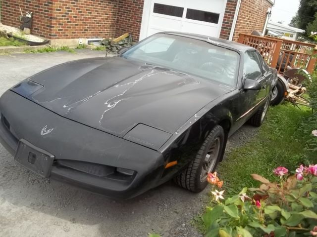 1991 FIREBIRD FORMULA WS6 305  READ DESCRIPTION  ORIGINAL BLACK