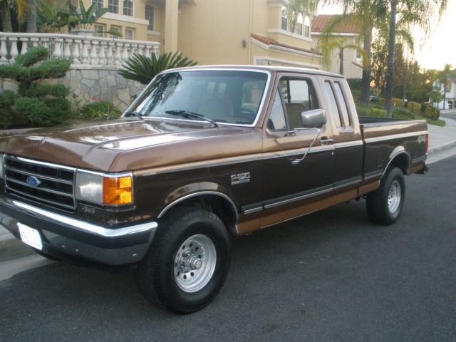 Ford F X Lariat Extended Cab Pickup  L For Sale In Rowland Heights California United States