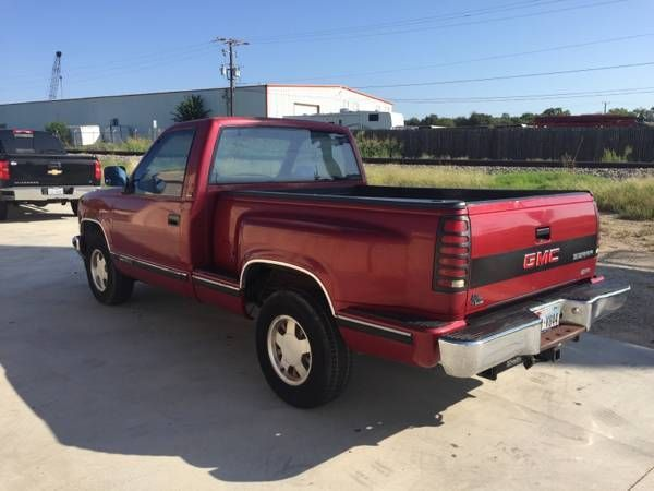 1991 gmc sierra classic 57l v8 350 5 speed manual clean tx technical specifications of gmc sierra 1500 1991 sciox Gallery
