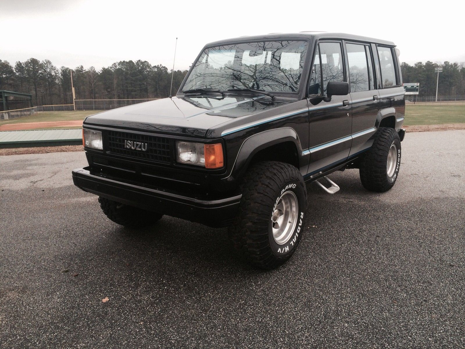 Cars For Sale Newnan Ga 2000: 1991 Isuzu Trooper 4 Wheel Drive 57,500 Original Southern