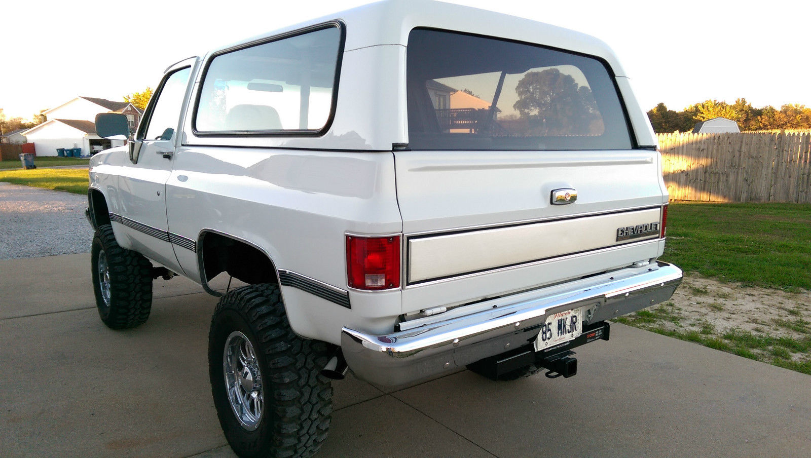 1991 K5 Blazer For Sale In Highland  Illinois  United