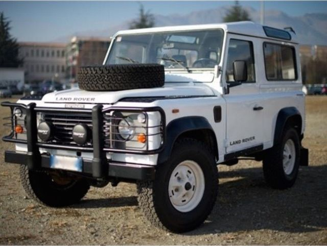 how to drive land rover defender
