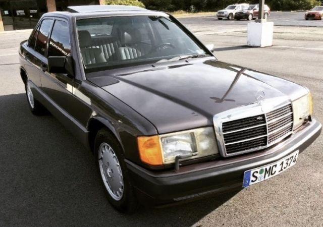 1991 mercedes benz 190e 2 6l grey near mint runs great for Mercedes benz 190e 1991