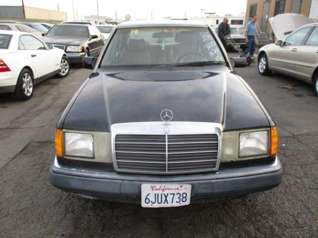 1991 Mercedes Benz 300e 4 Dr Used 2 6l I6 12v Automatic No