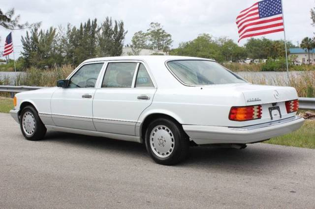 1991 mercedes benz 420 sel w126 for 1991 mercedes benz 420sel