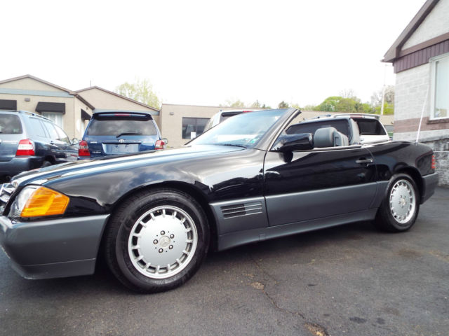 1991 mercedes benz 500 sl convertible for Mercedes benz 500 convertible