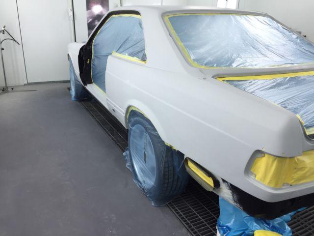 1991 mercedes benz 560sec base coupe 2 door 5 6l for sale for Mercedes benz suicide doors