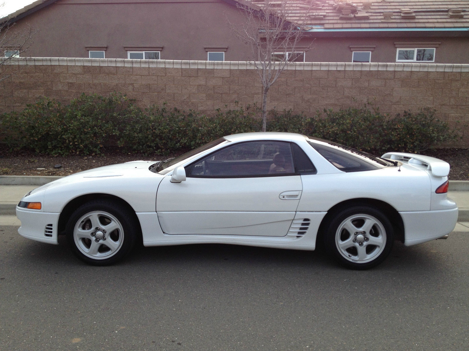 1991 mitsubishi 3000gt vr4 v6 twin turbo m t awd only 110k miles all original for sale in. Black Bedroom Furniture Sets. Home Design Ideas