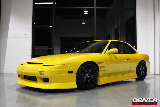 1991 Nissan S13 JDM RHD Silvia evia SR20 for sale in the