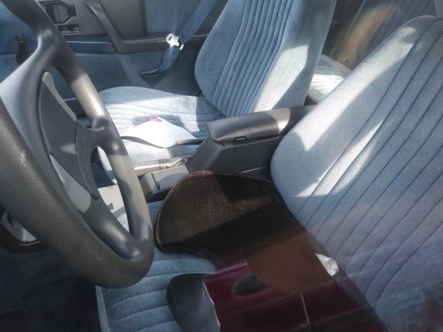 1991 pontiac grand am 32000 miles for sale photos technical specifications description classiccardb com